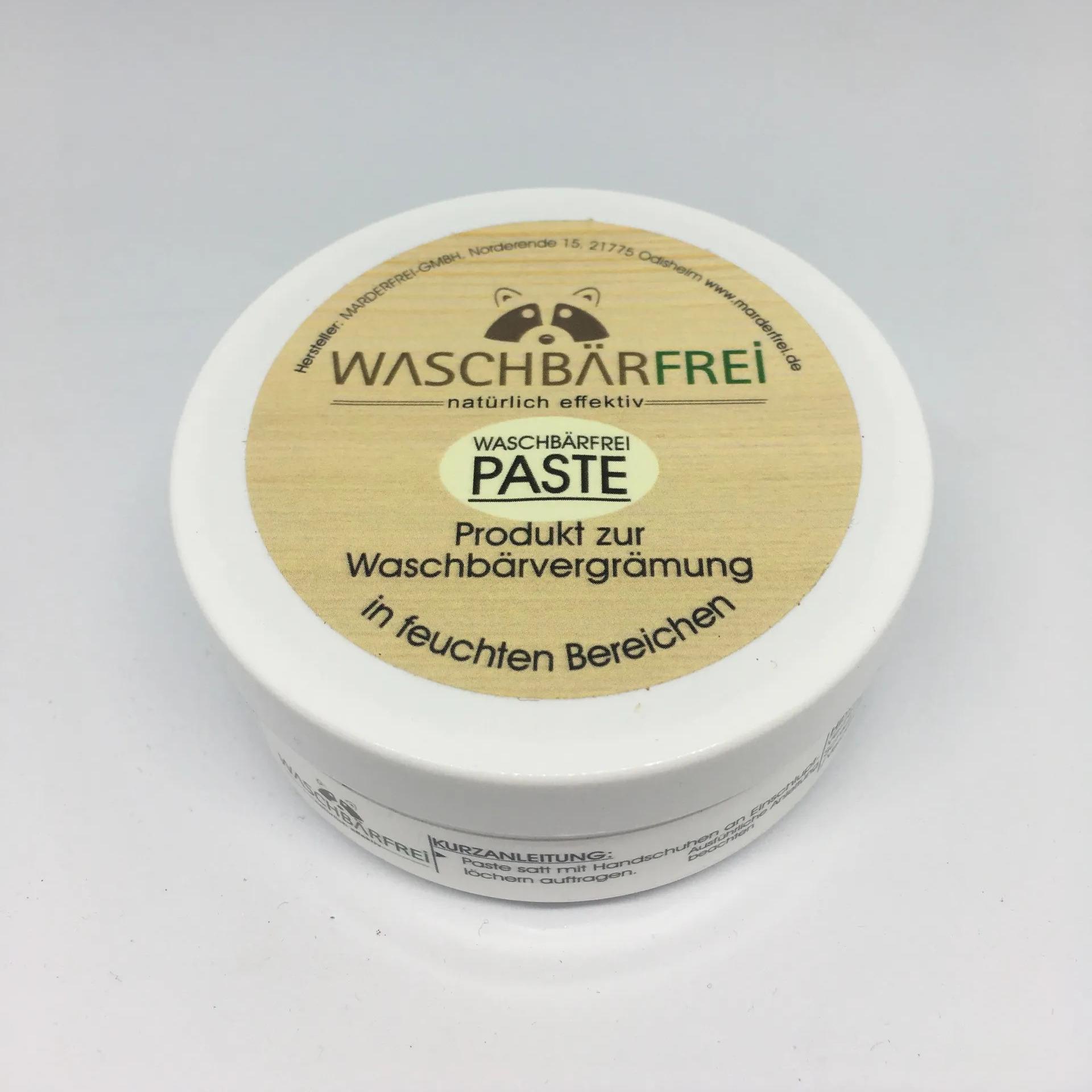 Waschbärfrei Paste